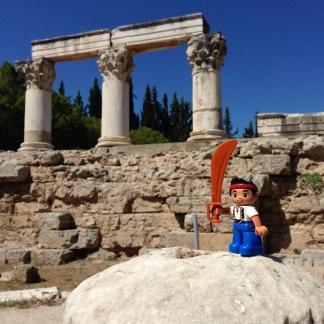 Jake in Corinth